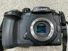Panasonic Lumix DC-GH5 - Body, Battery Grip, and Accessories RODE VideoMic Pro