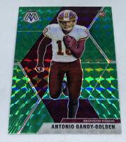 2020 Antonio Gandy- Golden Green Prizm Mosaic Washington Redskins Rookie