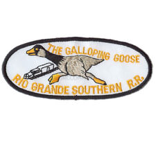 Patch- Rio Grande Southern - Galloping Goose (RGS) #11783 -NEW- Free Ship