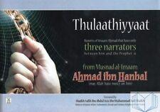Thulaathiyyaat from Musnad Imam Ahmad bin Hanbal - Hardback