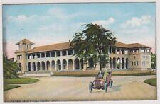 USA postcard - Casino, Belle Isle, Detroit, Mich
