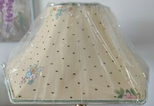 Dorma Floral Lampshade for Ceiling Mount - New in Cellophane