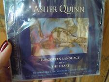 Asher Quinn (Asha) - Forgotten Language of the Heart -  CD