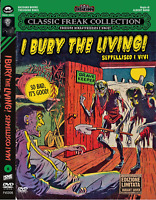 I Bury The Living! - Seppellisco I Vivi (Cover VARIANT - Ediz Limitata 50pz) DVD