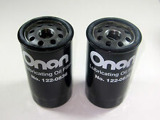 Onan Genuine Factory Replacement Oil Filter 122-0836 2 PACK  HGJAA HGJAB HGJAC