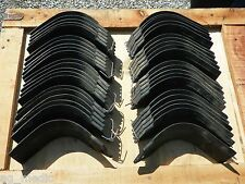 """Agric Replacement Tiller Tines Code 04503303 & 04503400 Full Set 70"""" Machine"""