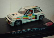 qq SPIRIT 0500602 RENAULT 5 TURBO RALLY COURSE COSTA BLANCA pas 12 CARLOS SAINZ