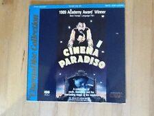 Cinema Paradiso Factory Sealed Laserdisc New