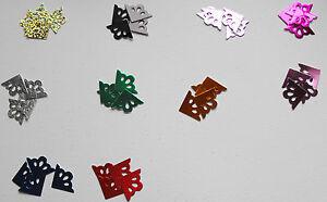 40 Metallic Fancy Photo Corner Die Cuts (Quickutz) Card Topper Embellishments