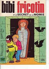 Bibi Fricotin 53 le secret de la momie
