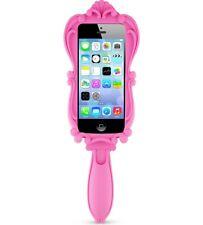 Moschino Jeremy Scott Phone Case iPhone 6 6s Pink Barbie NIB 100% Authentic