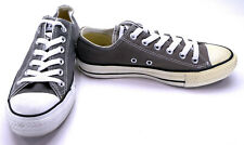 Converse Shoes Chuck Taylor Ox All Star Charcoal Gray Sneakers Men 5 WO 7
