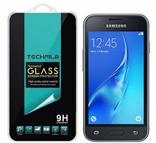 TechFilm® Tempered Glass Screen Protector For Samsung Galaxy J1 Mini (2016)