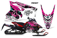 Yamaha SR Viper RTX STX MTX Decal Wrap Graphic Kit Sled Snowmobile 14-16 FRNZY P