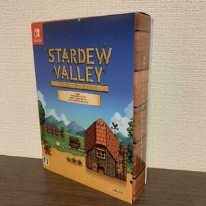 Stardew Valley Collector's Edition Nintendo Switch Software Game