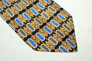 TINO COSMA Silk tie Made in Italy F17779
