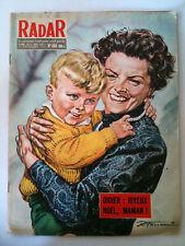 RADAR 29/12/1957   Noël à Bethléem