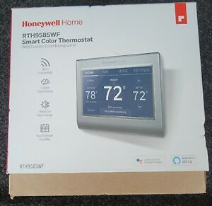 🔥Honeywell Wi-Fi Smart Color Programmable Thermostat (RTH9585WF)🔥