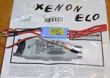 JAMARA 081432-30A drehzahlsteller XENON eco LIPO 6-10 Flugregler ESC brushless