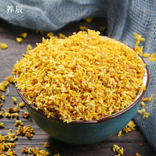 100% Natural Dried Guang Xi Chinese Sweet Osmanthus Fragrans Flower Tea