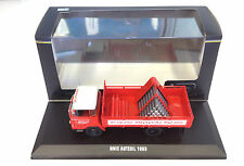 Unic Auteuil 1963 Gas Transporter Antargaz IXO 1:43 DIECAST TRUCK MODEL TRU015