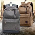 "15""/17'' USB Port Laptop Backpack Rucksack Travel Waterproof Computer School Bag"