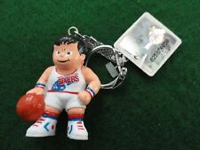 Philadelphia 76ers Basketball Team Keychain