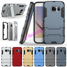 Shock Proof Hybrid Armor Heavy Duty Tough Case Cover for Samsung Galaxy S7 /edge