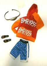 1@ Barbie Mattel Fashion BMR 1959 Mode Zubehör Ken Outfit  a. Konvult Sammlung