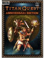 Titan Quest Anniversary Edition STEAM PC Key Code Neu Global [Blitzversand]