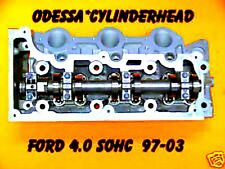 FORD EXPLORER MOUNTAINEER 4.0 SOHC 97-06 CYLINDER HEAD LEFT/DRIVER SIDE REBUILT