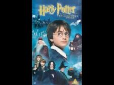 Harry Potter And The Philosopher's Stone Vhs Movie LN Free Shipping In Australia