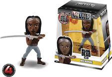 jaiz Metals Walking Dead Michonne 4in Die-Cast Figure - Image Comics