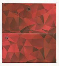 ROAD SHOW HONG KONG ANG POW RED PACKET x 2pcs