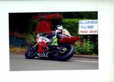 Michael Dunlop Yamaha 600 Isle of Man TT 2008 Signed Photograph 2