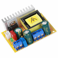 High Voltage DC-DC Boost Converter ZVS Voltage Regulator 8-32V 12V to ±45V-390V