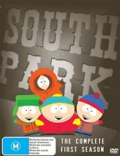 South Park : Season 1 (DVD, 2007, 3-Disc Set) George Clooney, Isaac Hayes