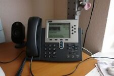 Cisco CP-7960G Unified IP Phone Telephone VOIP 2 x RJ-45 Telefon Telefoon
