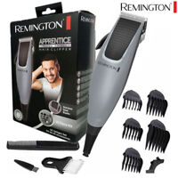 Remington Mens Apprentice Hair Clipper Electric Corded Shaver 10pc Kit - HC5019