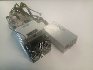 Antminer S9j 14.5TH/s Bitcoin ASIC Miner with PSU