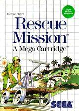Rescue Mission - Sega Master System Game Only