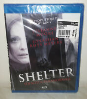 BLU-RAY SHELTER - IDENTITA' PARANORMALE - MOORE - NUOVO NEW