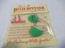 Gusto Dixie Spinner C-18 Dark Green Brand New!!!