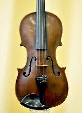 Alle Geige....  Old nice german violin c. 1820. .... Very interesting sound.