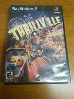 Thrillville (Sony PlayStation 2, 2006)(Tested)