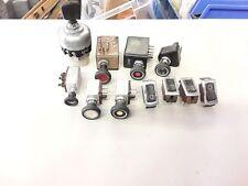 Original Mercedes W107 W108 W109 W111 W112 W113 W115 BOSCH Schalter Konvolut GUT