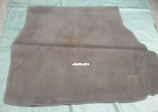 OEM TOYOTA Avalon 2002-2005 CARPET REAR CARGO TRUNK MAT LINER P/N PT206-07004-T