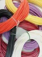 Flying C Body Tubing  4 and 5mm Silicone (Latex)  Flying Cs  Lures 5Mts or 10Mts