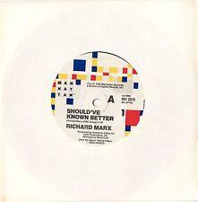 "Richard Marx - Should Have Known Better - 7"" Vinyl 45 RPM Single NM"