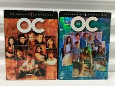 The OC Series Seasons 1-2 DVD Boxed LOT OF 2